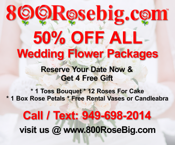 800RoseBig Wholesale Wedding Flower Packages Mobile